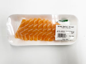 SALMON SLICED (SASHIMI)
