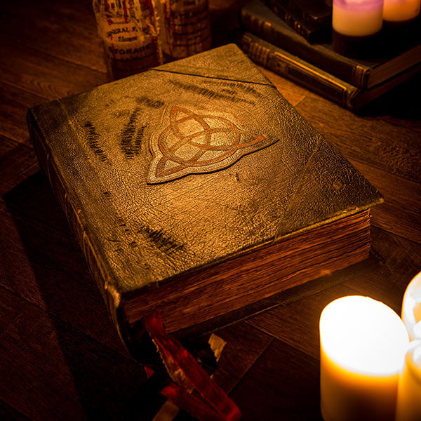 How To Make A Book Of Shadows Cover : Book of shadows sold out prescott manor
