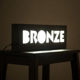 Bronze Light *Limited Quantity remaining*