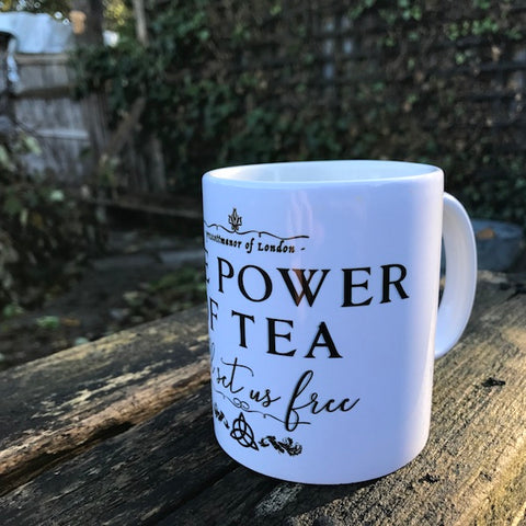 Power of Tea Mug