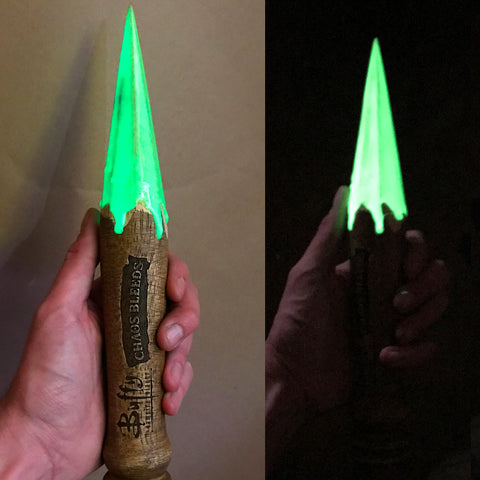 Glow in the Dark Gorgon Venom Stake - *SOLD OUT*