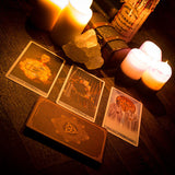 Major Arcana Tarot Card Deck