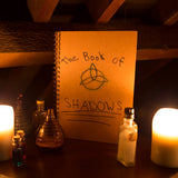 'Braindrain' Book of Shadows