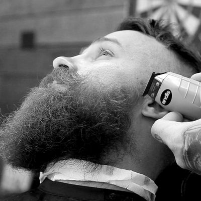 Beard Trim - How to Cut