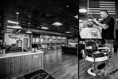 Barbers of the Month: Bostonian Barber Shop