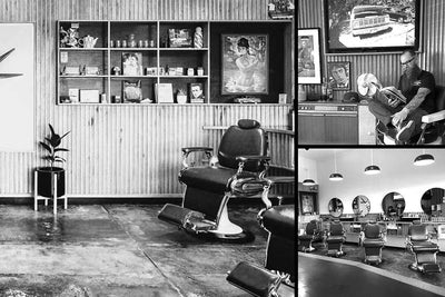 Barbers of the Month: The Gold Standard Barbershop