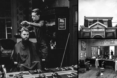 Barbers of the Month: The Kingsway Barbershop