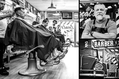 Barbers of the Month: Locals Barber Shop