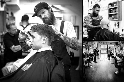 Barbers of the Month: Maloneys Barber Shop