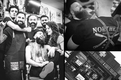 Barbers of the Month: Northern Barber Shop