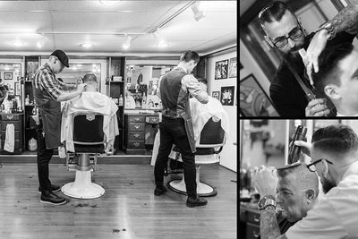 Barbers of the Month: Stay True Barbershop