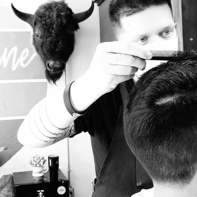 Barbers of the Month: Buffalo Mane