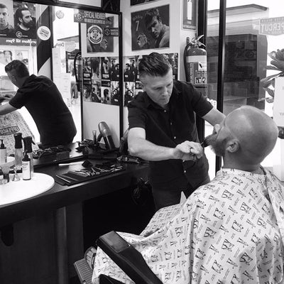 Barbers of the Month: Riley's Barber Shop