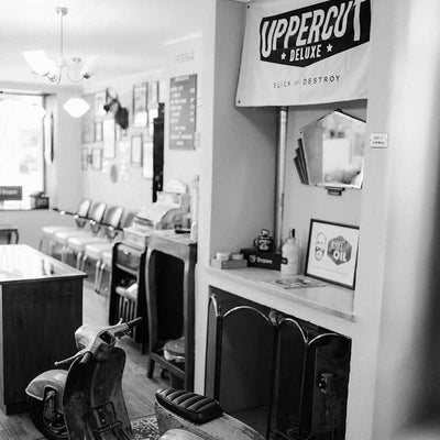 Barbers of the Month: Sven Blood Barbershop