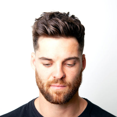 Textured Bed Hair - How to Cut