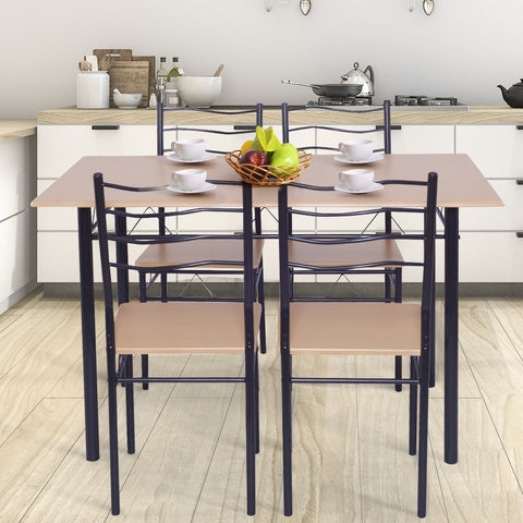 Premium Dining Table Set With 4 Chairs