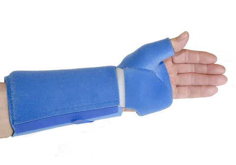 Allyson Splint with Ulnar Stay