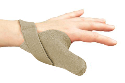 Dorsal-Stay Thumb Splint - Adult Sizes