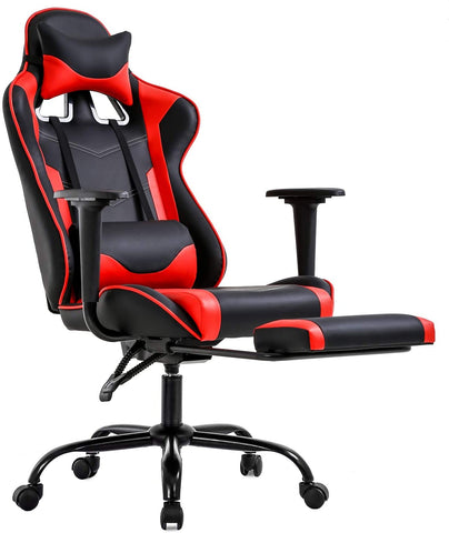 Office Chair Gaming Chair Desk Chair Ergonomic Executive Swivel Rolling Computer Chair with Lumbar Support