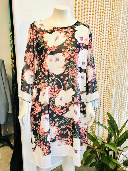 Tuesday Floral Dress Size 14 to 16
