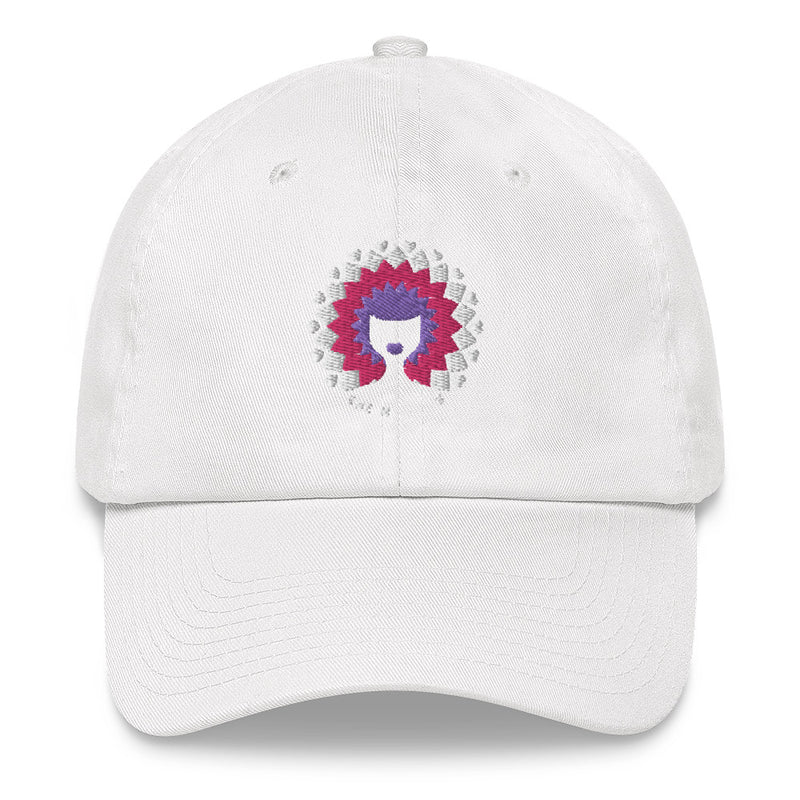 SHEMATTERS LOGO Mom hat