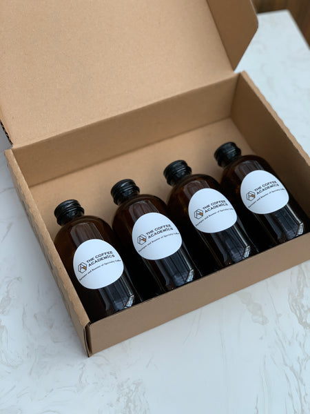 Bottled Brews Pack - TCA House Blend Cold Brew Series (Black/White)