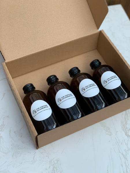 Bottled Brews Pack - Signature Espresso Series (Okinawa/Jawa/Manuka)