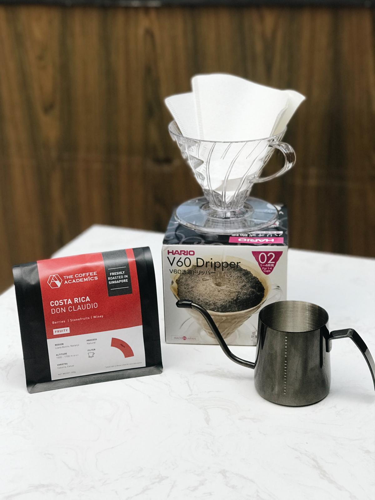 Brewing Bundle: V60 Starter Kit #1