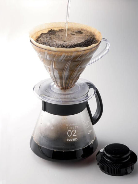 Hario V60 Dripper (VD-02) Cup 02 - Clear