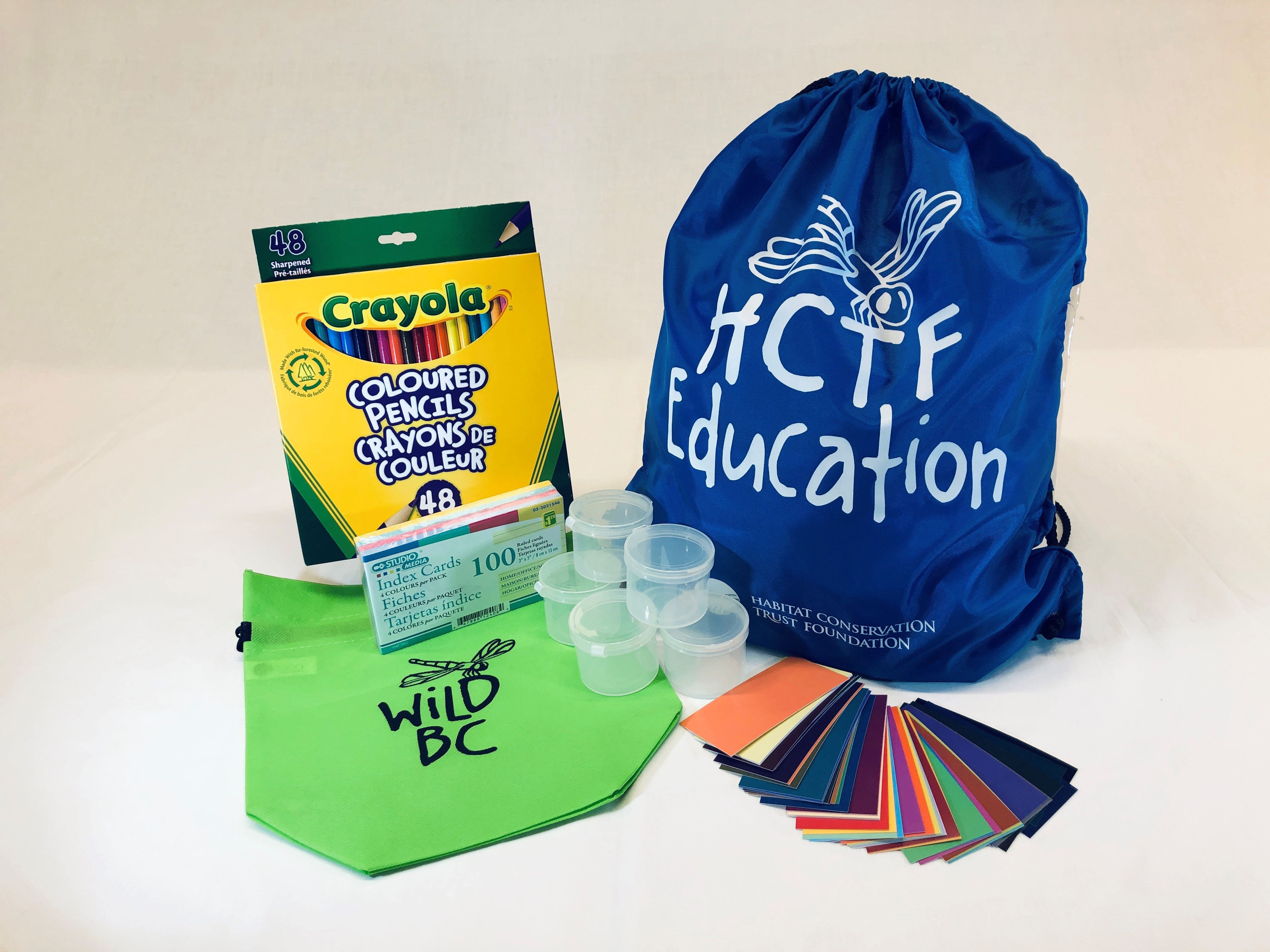 Get Outdoors Sensory Activity Bag