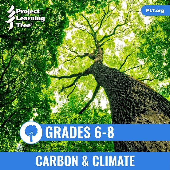 Carbon and Climate Online Workshop and E-unit (grades 6-8)