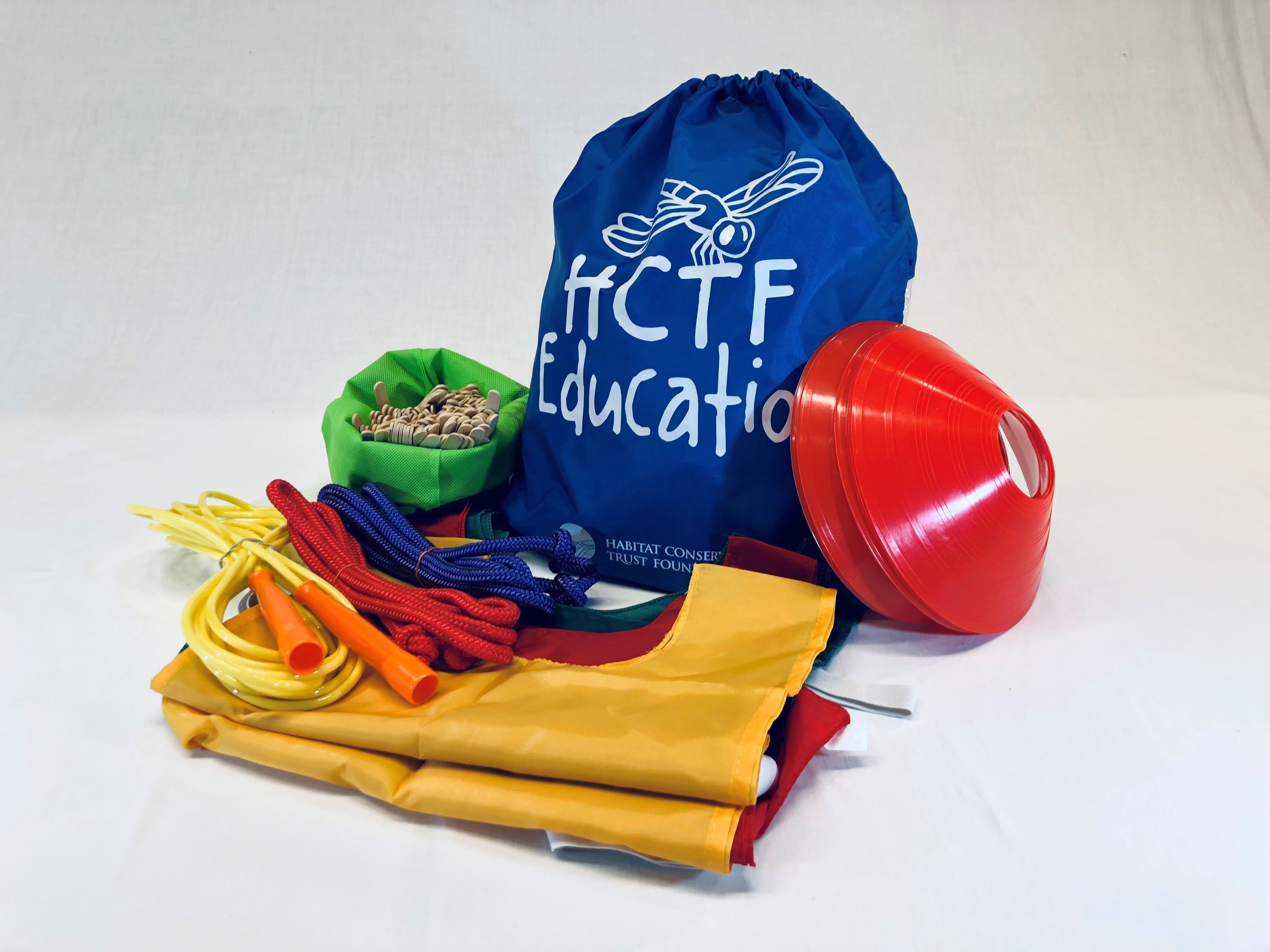 Hooks and Ladders Activity Bag