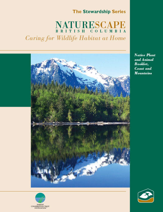 Naturescape BC Coast & Mountains Native Plant and Animal Guide PDF