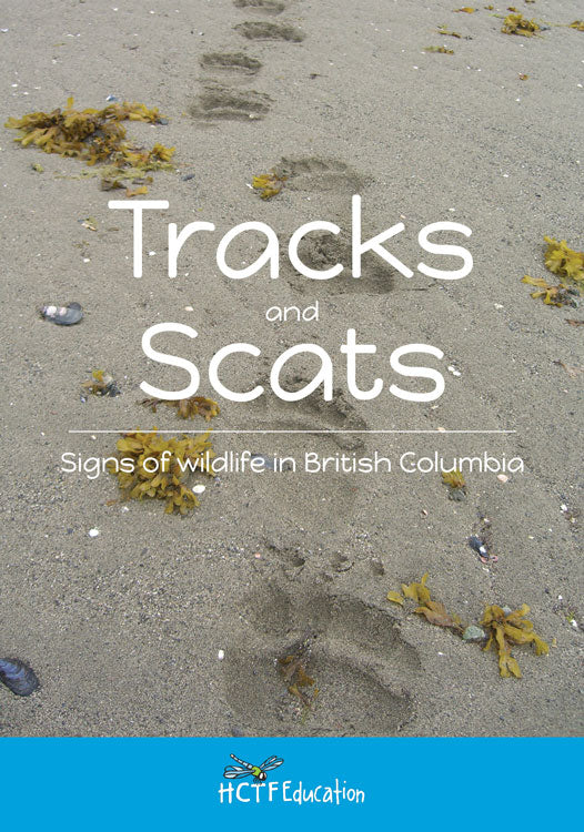 Tracks and Scats - Field Identification Cards