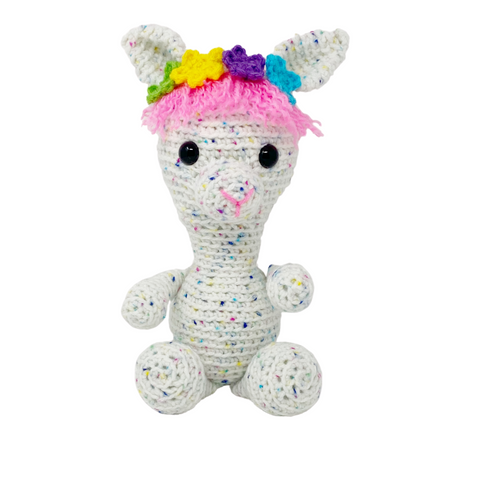Tanya the Llama - Crochet City