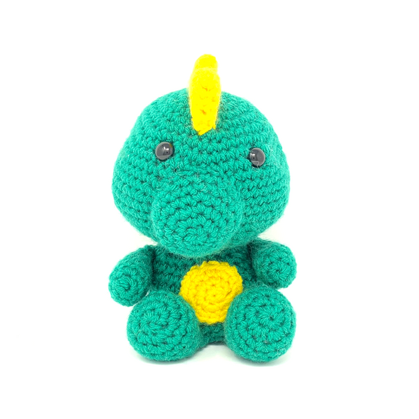 Oliver the Hatching Dinosaur - Crochet City