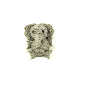 Mary the Baby Elephant - Crochet City