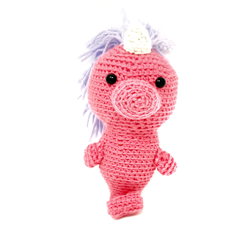 Hayley the Hatching Seahorse - Crochet City