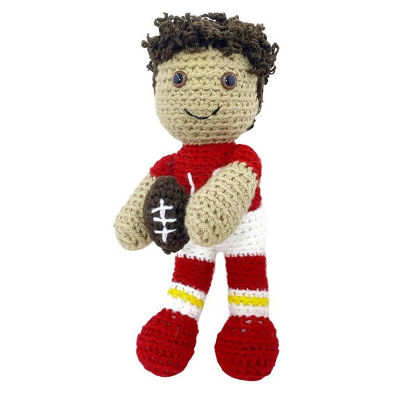 Football Doll - Crochet City
