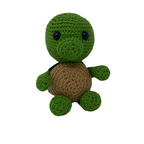 Marissa the Hatching Turtle - Crochet City
