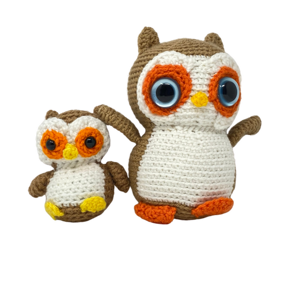 Lexi the Baby Owl - Crochet City