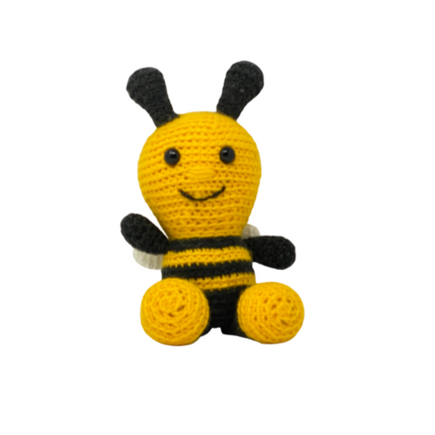James the Hatching Bumblebee - Crochet City