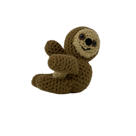 Lilly the Baby Sloth - Crochet City
