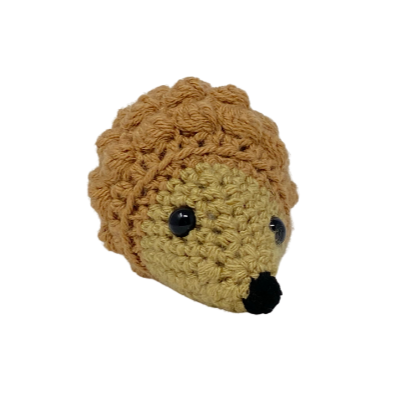 Rowan the Hedgehog - Crochet City
