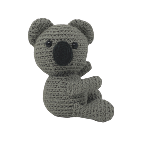 Roxie the Hatching Koala - Crochet City