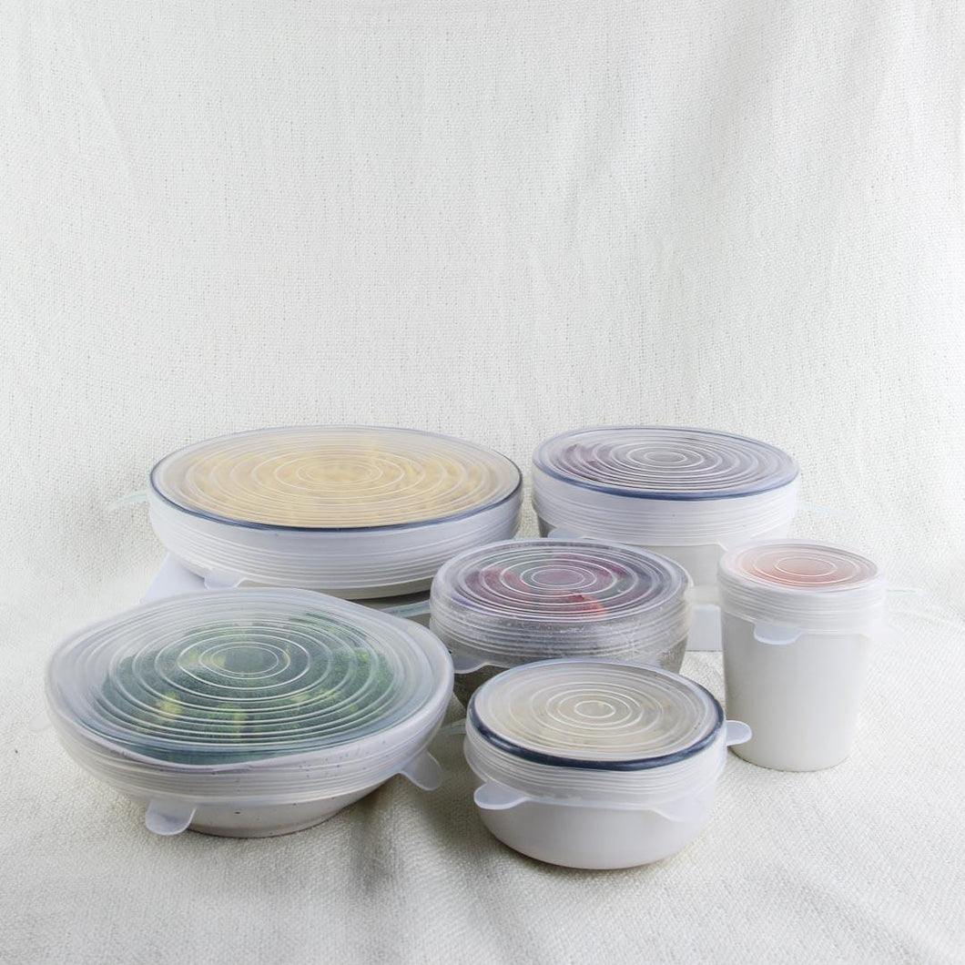 Eco Shop Co - Reusable silicone food covers
