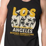 Los Angeles Beaches Tank Top