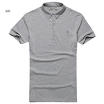 Brand Mens Business Polo Shirts Designer