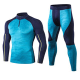 New Mens Outdoor Fitness Trainning Sets
