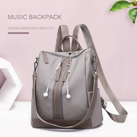 Fashion Backpack Women Backpack waterproof